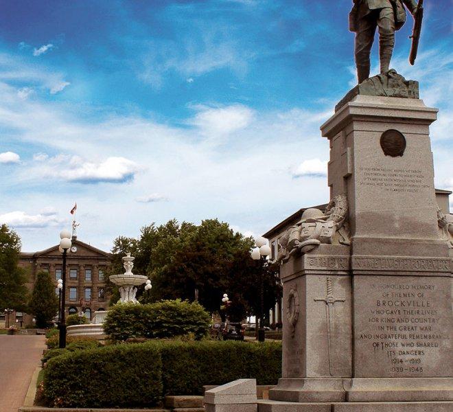 Brockville Cenotaph
